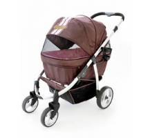 Innopet Buggy Retro - Brown Pink
