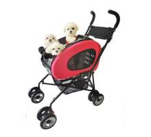 InnoPet - Buggy 5 in 1 - Chocolate