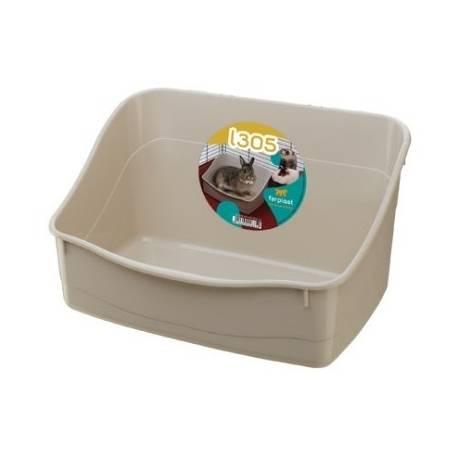 Ferplast L305 Toilet / WC voor Konijnen
