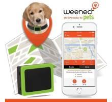 Weenect Pets - GPS Tracker halsband
