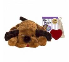 SnugglePuppy Knuffel - Mutt Brown