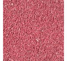 Aquariumgrind Decoflint, roze. 3 tot 5 mm. 1KG