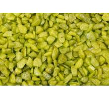 Beeztees glamour light green. 6-9 mm. 1 KG.