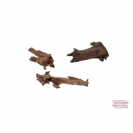 Deco hout Jati S ca. 150-250 mm