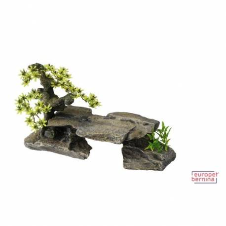 Decor steen GR. BONSAI 34 x 15.5 x 21cm