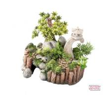 Decor CHINA-GARDEN (LG) 226 x 145 x 121mm