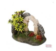 Decor Roman Arch -small 16x8,5x12cm