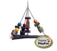 "Bird Toy ""Pyramid XL"" Vogelspeelgoed"