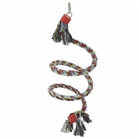 Bird Toy Spiral Swing, 2.5cm*51cm vogelspeelgoed