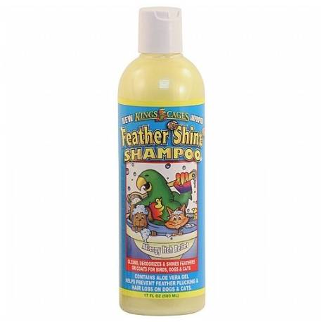 Kings Cages - Feather Shine Shampoo