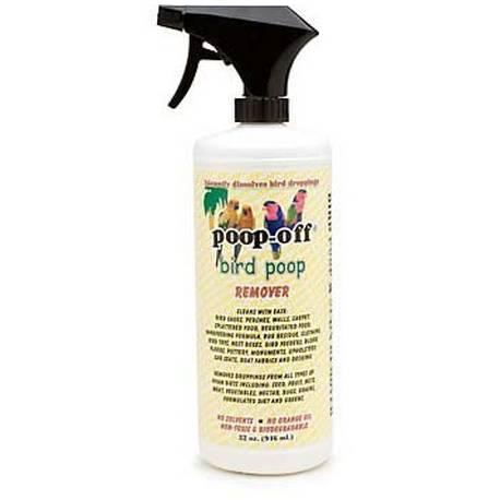 Poop-off Vogelpoep verwijderen met spray 946 ml