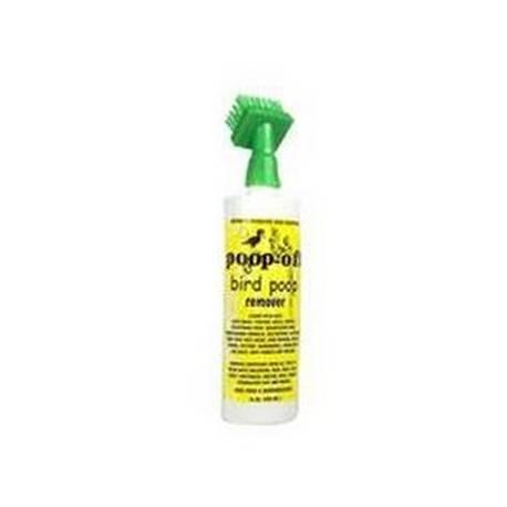 Poop-off Vogelpoep verwijderen met Borstelkop 492ml