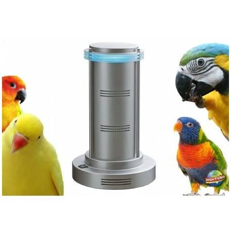 Ecolamp met Philips UV-C lamp.