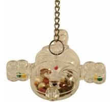Space Circles Foraging Toy