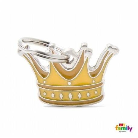 Hondenpenning Crown