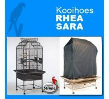 Kooihoes Rhea en Sara