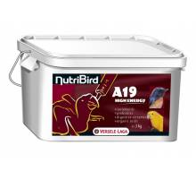 NutriBird A19 High Energy Baby-Vogels 3KG