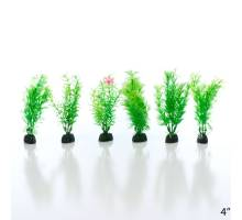 Pen Plax Aqua Plants 6-pack 10,16CM