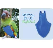 FlightSuit / Papegaaienluier X-Small Plus Blue