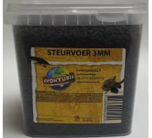 Avonturia Vijvervissenvoer Steurvoer 3 MM 1,2 liter