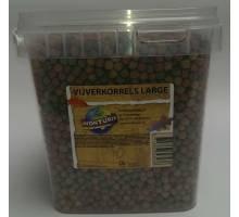 Avonturia vissenvoer - Vijverkorrels Large 2,5 liter