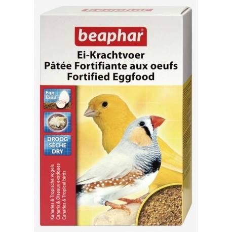 Beaphar ei-krachtvoer Kanarie & tropische vogels 150 gram