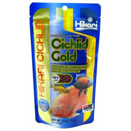 CICHLID GOLD MINI 100GR SINKING
