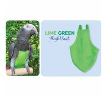 FlightSuit / Papegaaienluier X-Small Plus Green