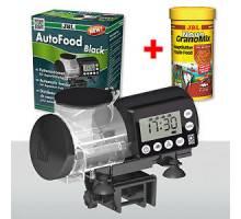 JBL AutoFood Visvoer automaat + Granomix