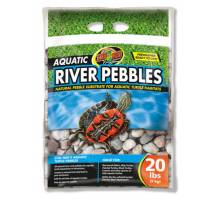 Zoo Med Turtle River Pebbles Substrate, 4.5 kg
