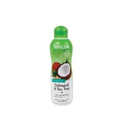 TropiClean Shampoo - Whitening