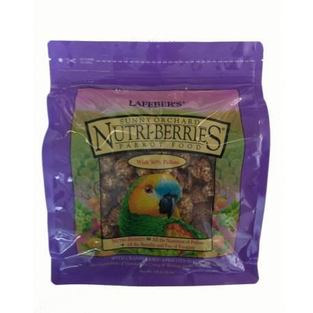 Lafeber Nutri-Berries Sunny Orchard - Papegaai 1,36 kg