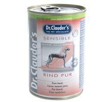 Dr.Clauder's Sensible puur rund 400 gram