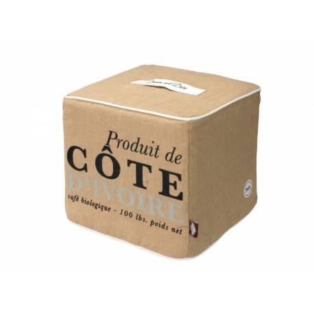 D&D Cote d'ivoire - scratch-cube 40x40x40