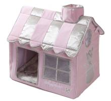 Happy-House Villa Cat Lifestyle Rose S 52x36x49cm