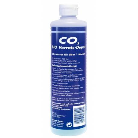 DENNERLE Bio-Line CO2 Voorraaddepot