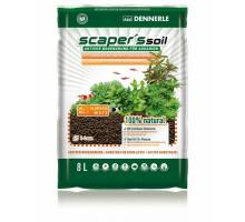 DENNERLE Scaper's Soil Type 1-4mm, 8L