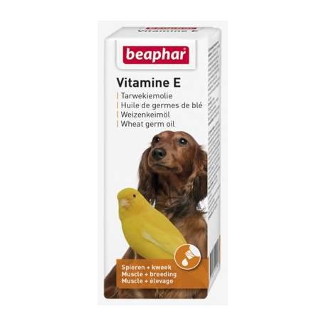 Beaphar Vitamine E (Tarwekiemolie) 100ml