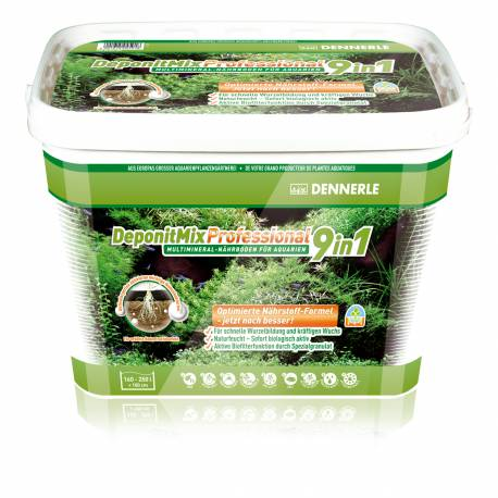 Dennerle Deponit Mix Professional 9in1, 160-250L