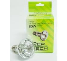 RepTech COMPACT UV Mercury Vapor Lamp 80W