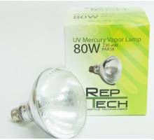 RepTech UV Mercury Vapor Lamp 80W