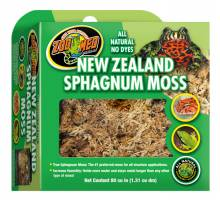 Zoo Med New Zealand Moss (sphagnum moss) 150g