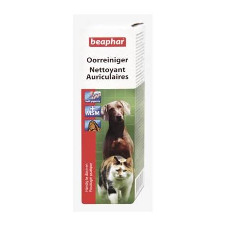 Beaphar Oorreiniger Hond/Kat 50ml