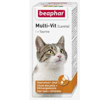 Beaphar Laveta Kat (Multi-vit) 20 ml