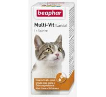 Beaphar Multi-vit Kat 20 ml