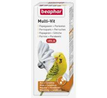 Beaphar Multi-vitamine 50 ml papegaai