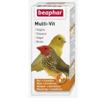 Beaphar Multi-vitaminen vogels 20 ml