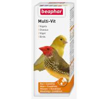 Beaphar Multi-vitaminen 50 ml vogel