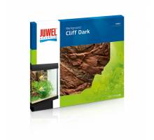 Juwel Background Cliff Dark 60 x 55 x 3 cm