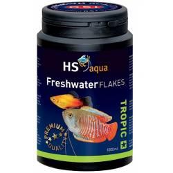 HS Aqua Freshwater Flakes Tropic 1000 gram